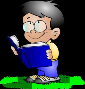 boy, book, reding
